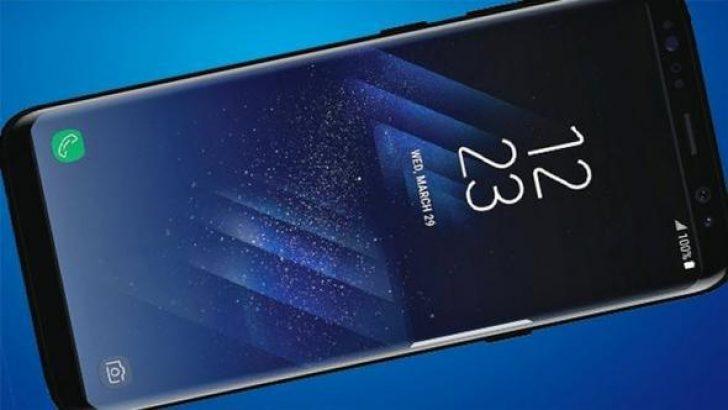 Galaxy S8 cihazında Navigasyon Çubuğunun rengi nasıl değişir?