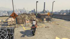 GTA 5 Stunt Jump yerleri video, görüntü ve harita