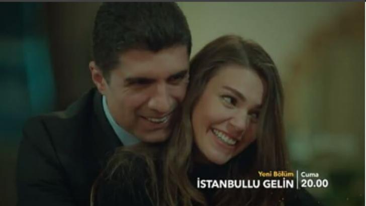 İstanbullu Gelin 6. bölüm 2. fragmanı: Faruk baba oluyor! 7 Nisan Cuma