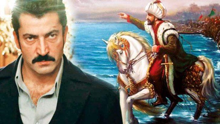 Kenan İmirzalıoğlu, Fatih Sultan Mehmet'i canlandıracak