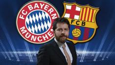 Nef İnşaat Barcelona ve Bayern Münih ile masada
