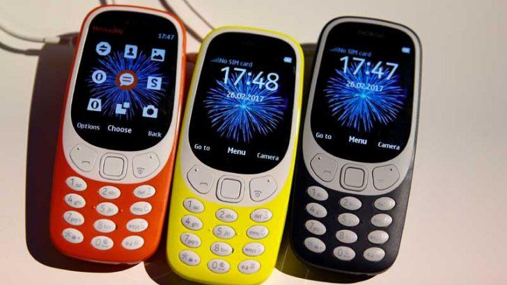 Nokia 3310 satışları Avrupa'da başlıyor! İşte çıkış tarihi ve fiyatı.