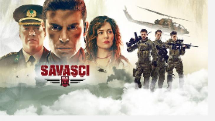 """Yeni dizi """"Savaşçı"""" 1. bölüm ile 9 Nisan Pazar günü başlıyor!"""