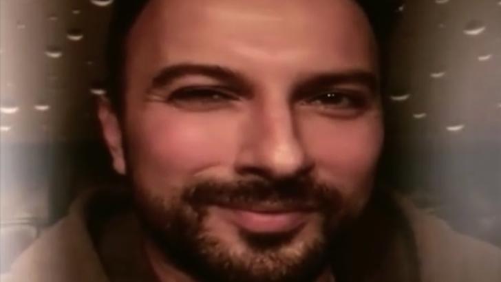 Tarkan yeni albümünün stüdyo çalışmasını paylaştı