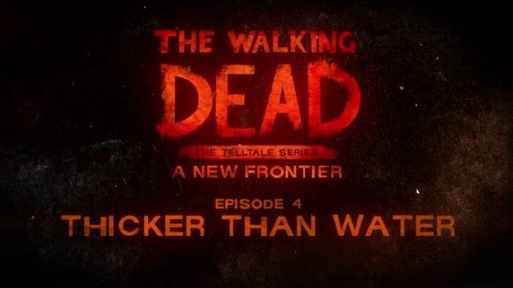The Walking Dead: New Frontier Episode 4 fragmanı yayınlandı