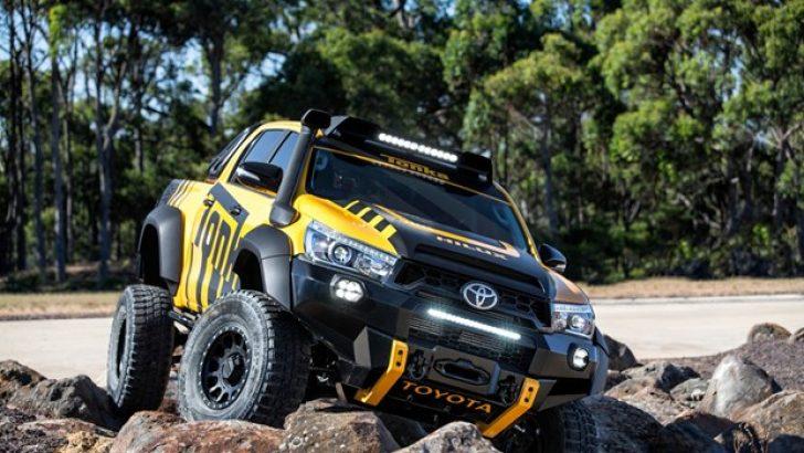 Off-Road severler için yeni oyuncak: Tonka