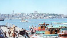 Boston Üniversitesi arşivinden İstanbul'un 70'li yılları