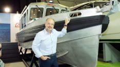 Marintek tekne üretiminde yeniliklerle liderliğe oynuyor