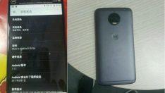 Moto G5S Plus ilk kez canlı görüldü