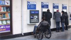 Bankalar engellilerin engellerini kaldırıyor