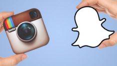 Instagram sonunda Snapchat'in selfie filtrelerini de kopyaladı