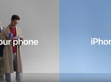 Apple yeni reklamlarında Android'i hedef aldı