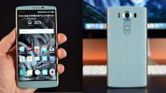 LG V10'a Android 7.0 Nougat güncellemesi geliyor