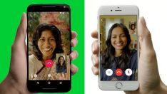 Whatsapp'ta görüntülü konuşmayı kolaylaştıran güncelleme