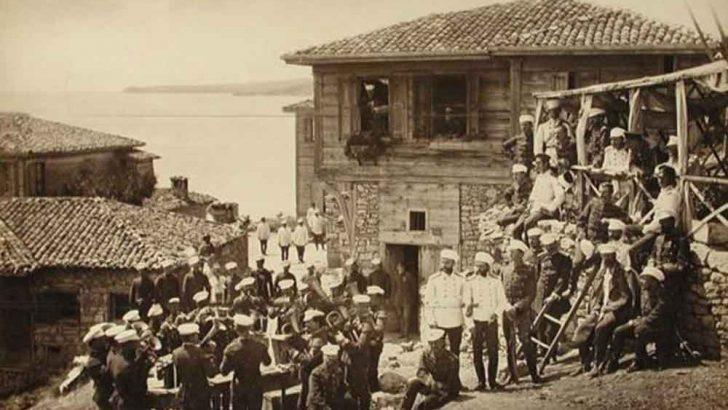 1878 yılında Sefaköy, Halkalı, Küçükçekmece ve Yeşilköy