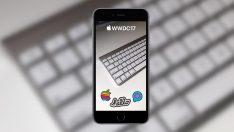 Apple WWDC 2017'ye özel Snapchat filtresi sunuyor