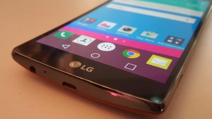 LG G telefonlarda Android güncelleme hataları ve sorunları