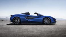İşte McLaren'in en ucuz modeli McLaren 570S Spider