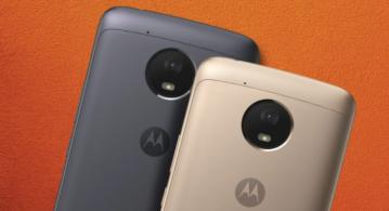 Motorola Moto E4 ve E4 Plus görücüye çıktı