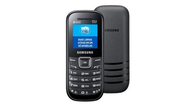 Samsung E1205 format atma ve sıfırlama nasıl yapılır