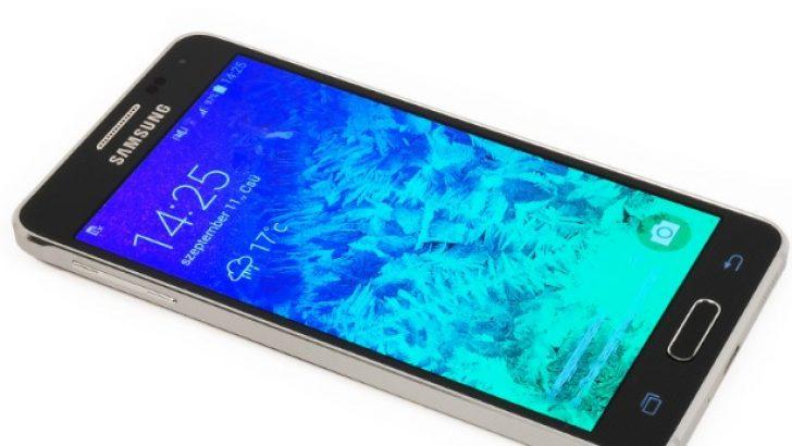 Galaxy Alpha telefonlarda format atma sıfırlama nasıl yapılır