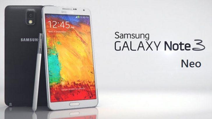Galaxy Note 3 Neo format atma resetleme ve sıfırlama nasıl yapılır