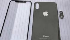 iPhone 8'in ön ve arka kasa fotoğrafları ortaya çıktı