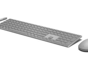 Microsoft parmak izi okuyucuya sahip Bluetooth klavye üretiyor