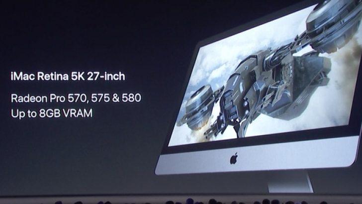 WWDC 2017: Yeni iMac modelleri geliyor!