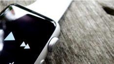 """Apple Watch""""ta Snapchat için video fotoğraf çekme"""