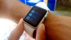 """Apple Watch""""ta donan uygulama zorla nasıl kapatılır"""