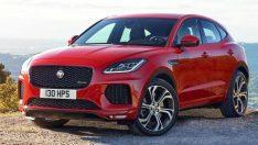 İşte Jaguar'ın yeni modeli E-Pace Suv'un fiyatı ve özellikleri