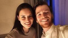 Adriana Lima Türk sevgilisi Metin Hara ile öpüşürken görüntülendi