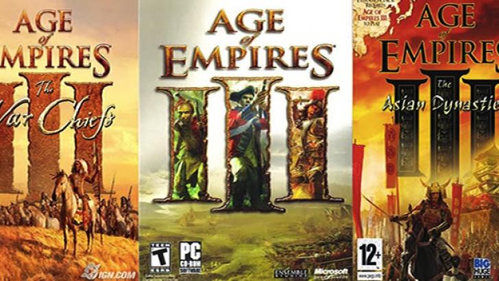 Age of Empires 3 oyunu hileleri ve hile kodları