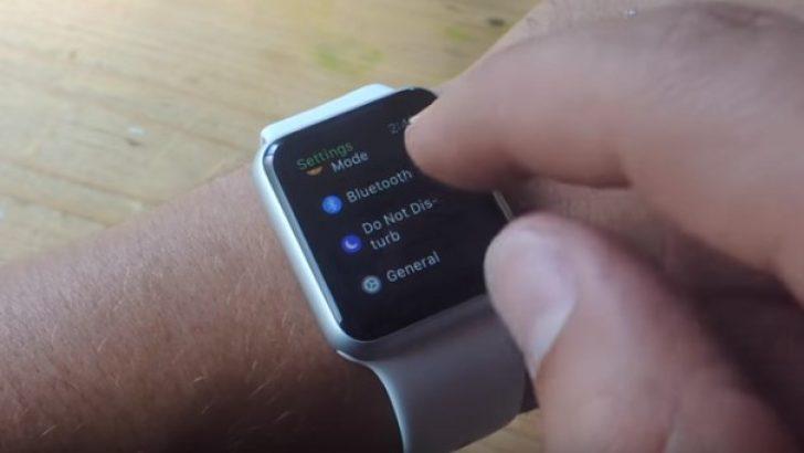 Apple Watch'ta istenmeyen bildirimler nasıl engellenir