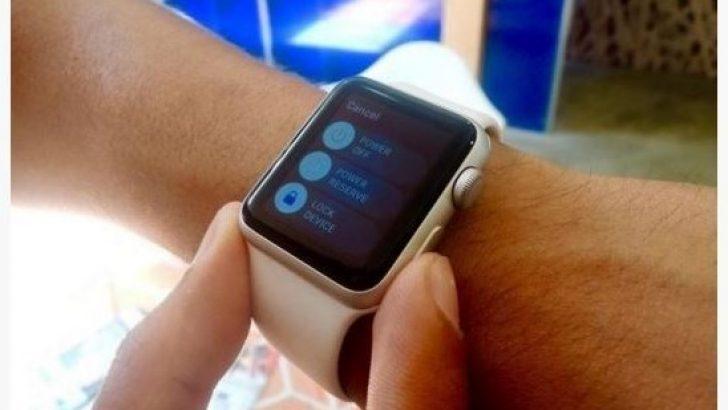 Apple Watch'ta pil şarj süresi nasıl uzatılır