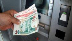 ATM'leri para fıskiyesine döndüren hata