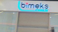 Bimeks Yenibosna'daki mağazasını sessiz sedasız kapattı