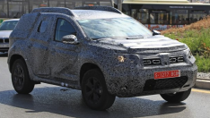 Yeni Dacia Duster'ın kamuflajlı fotoğrafları sızdı
