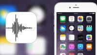 iPhone'da ses kaydı nasıl paylaşılır