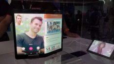 Lenovo katlanabilir tabletini görücüye çıkardı
