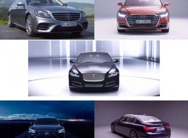 Top 5 Lüks Sedan Arabalar 2018