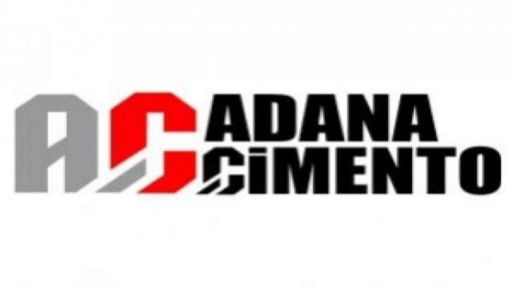 Adana Çimento'da ihracat yüzde 47 arttı