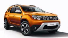 2018 Dacia Duster artık tasarımda da iddialı