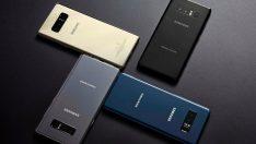 Galaxy Note 8'in 4GB versiyonu çıkabilir
