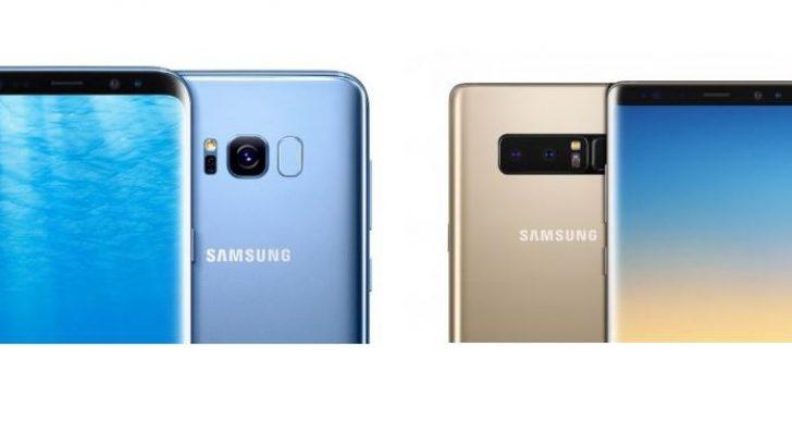 Galaxy Note 8 vs Galaxy S8+ karşılaştırma, hangisi daha iyi