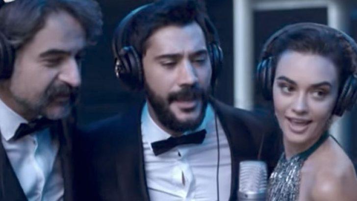 Hande Soral İsimsizler dizisi ile Eylül'de Kanal D'de