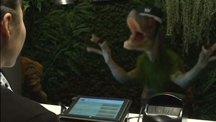 Bu otelin çalışanları robot! İşte Henn-na Hotel