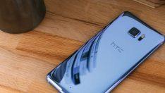 Parlak gümüş HTC U Ultra raflara geliyor