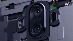 Huawei Mate 10'un ilk resmi görüntüsü paylaşıldı